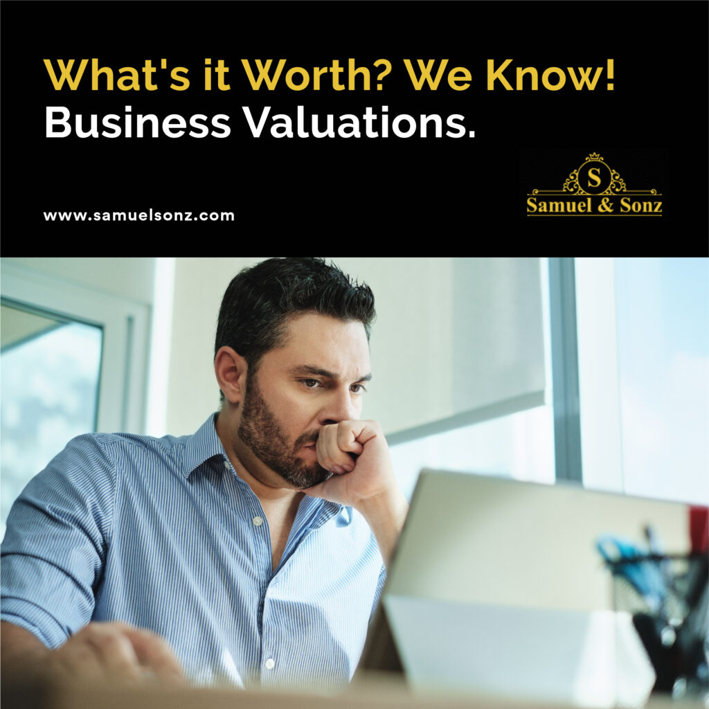 services valuation