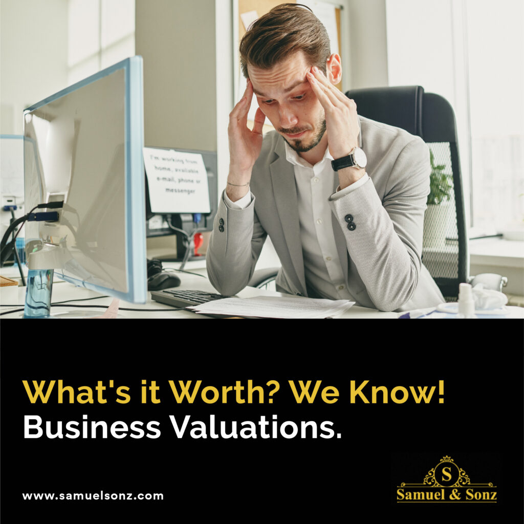 Business Valuation Services Sydney