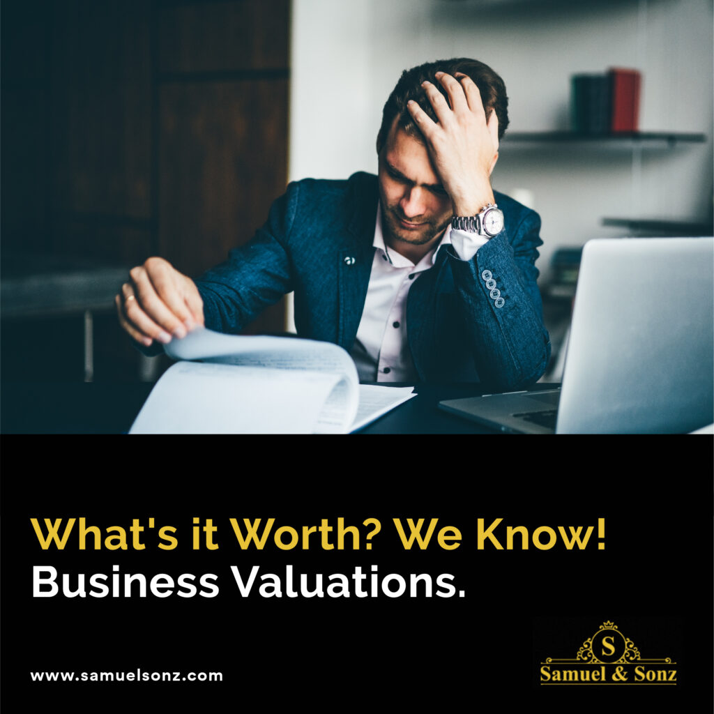 Business Valuations Sydney
