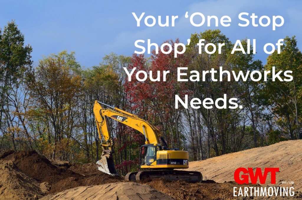 earthmoving Brisbane