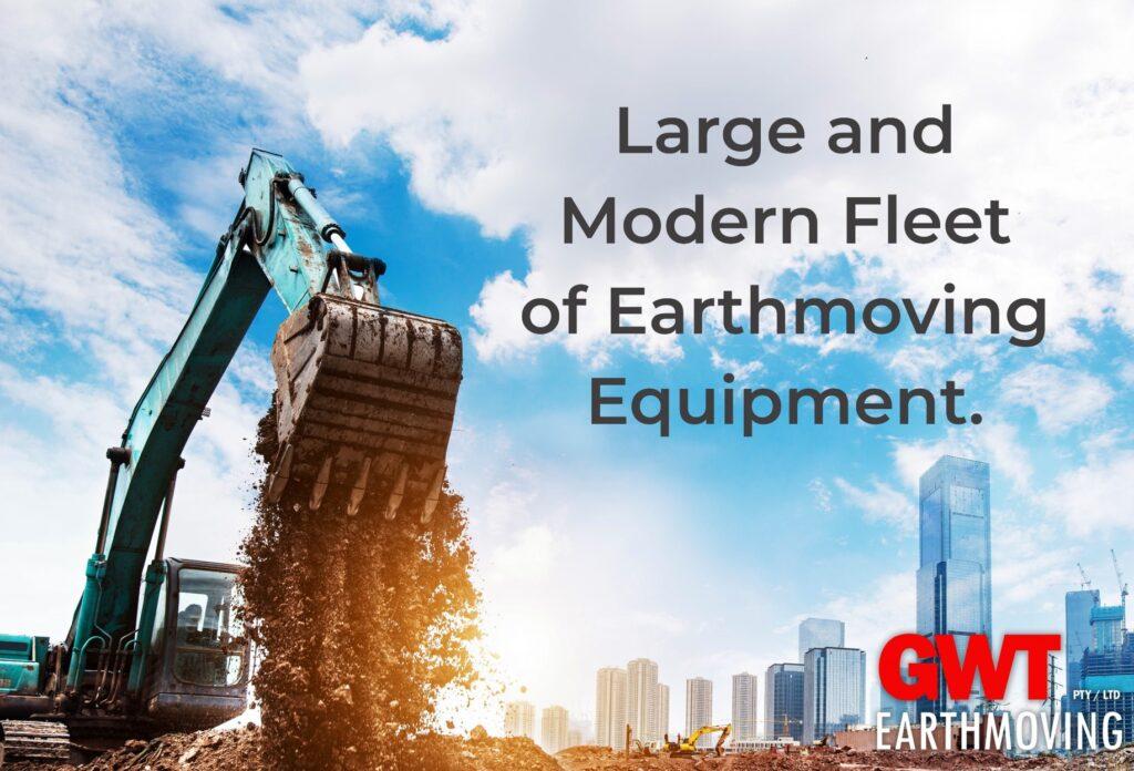 Earthmoving Companies Brisbane