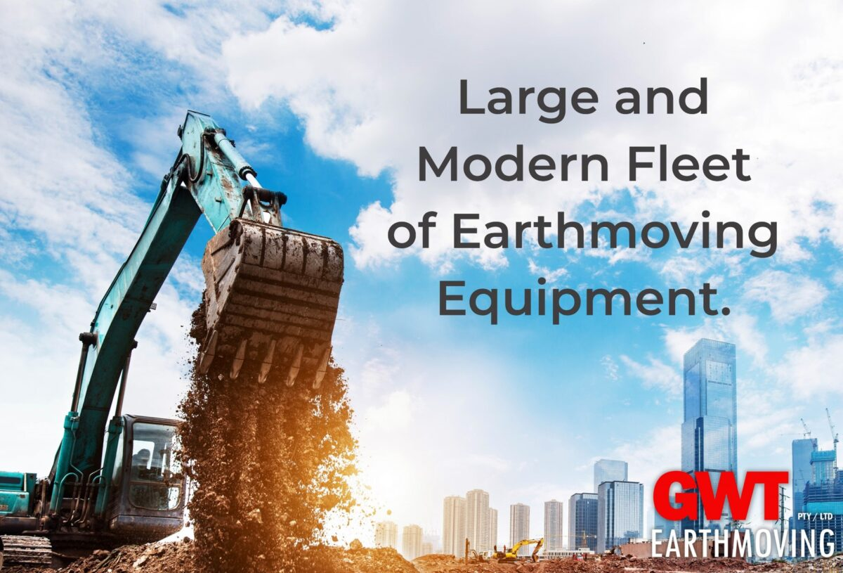 companies in Brisbane earthmoving