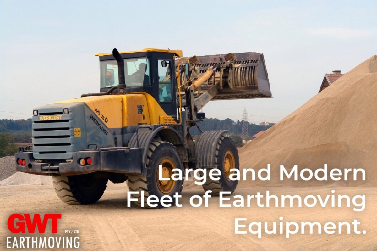 contractors in Brisbane earthmoving