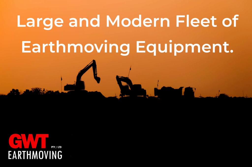 Earthmoving Equipment Brisbane