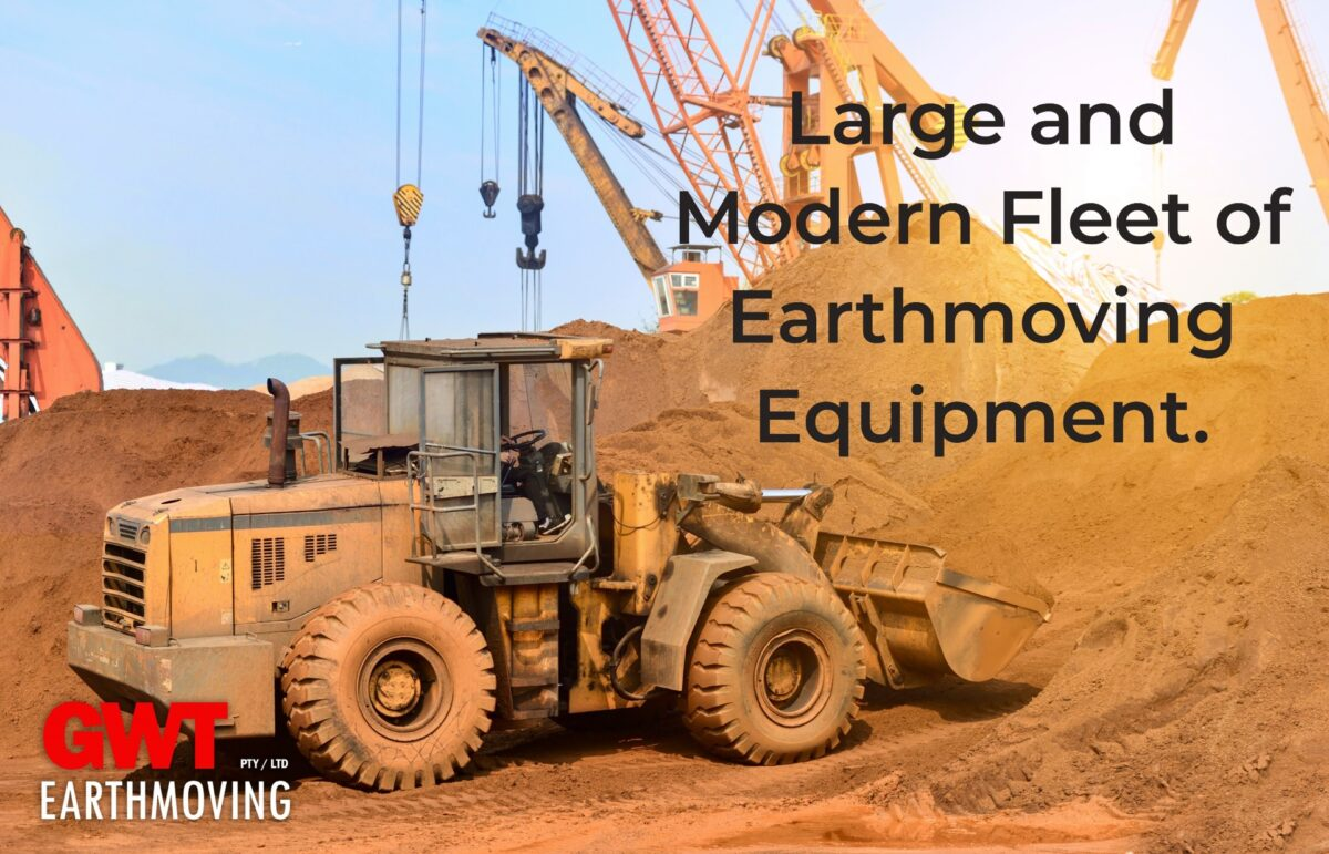 hire in Brisbane earthmoving