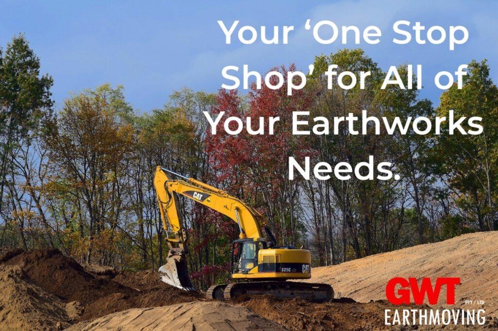 Earthmoving