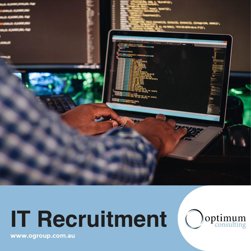 IT recruitment brisbane australia