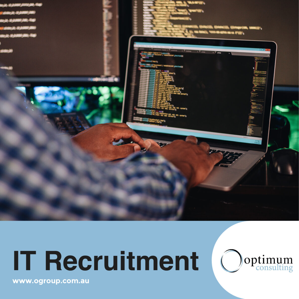 consultants in Brisbane IT recruitment