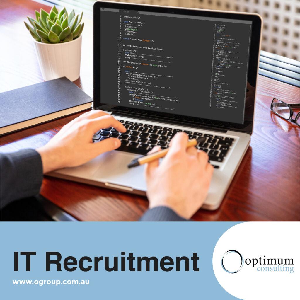 IT recruitment companies brisbane