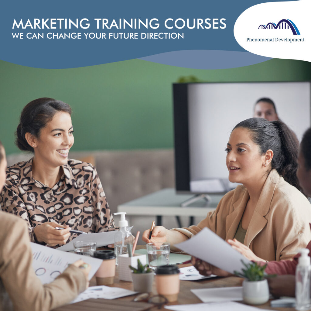 Marketing and Communications Training Courses