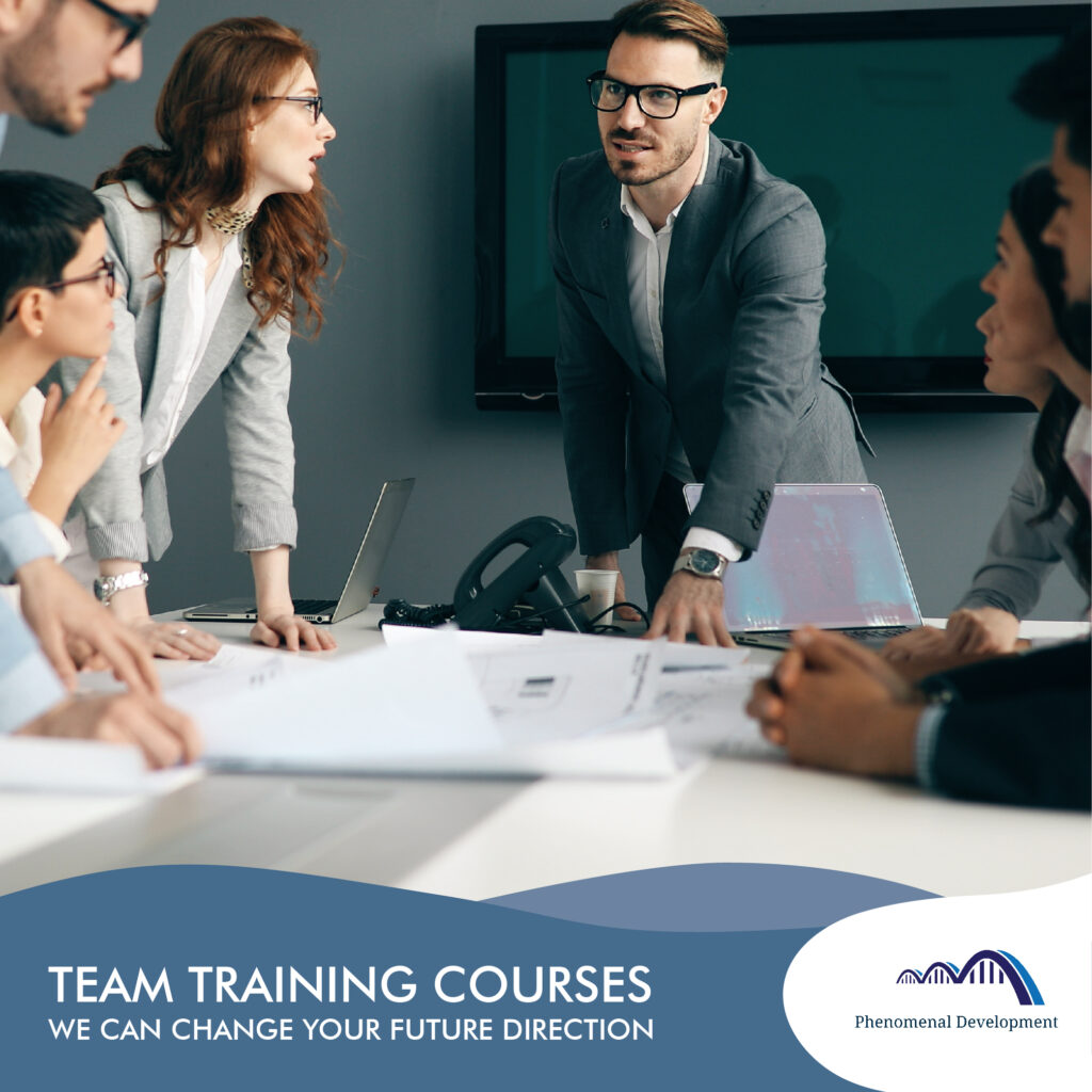 Small Team Training Courses