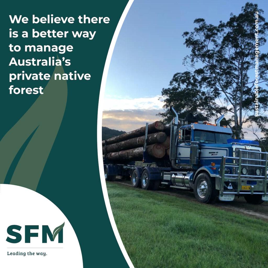 Sustainable Tree Logging