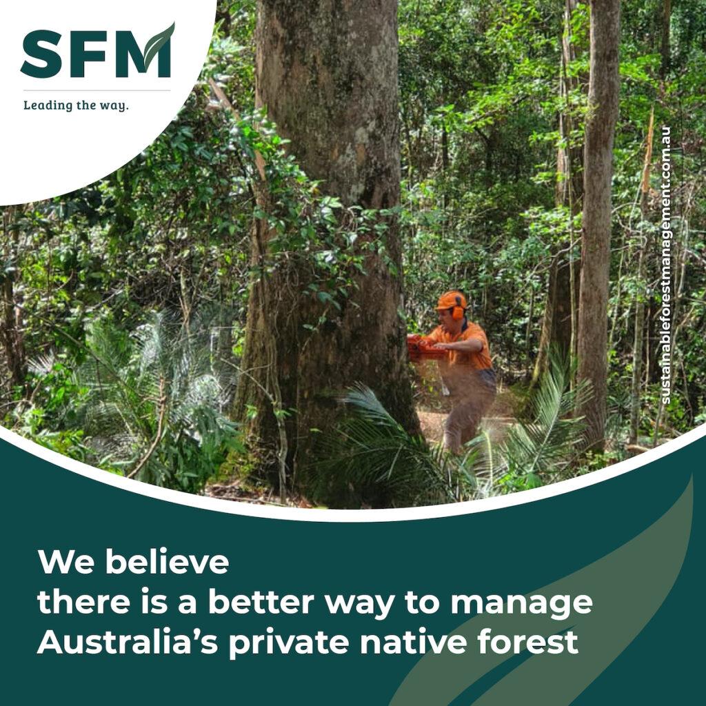 Sustainable Logging Australia