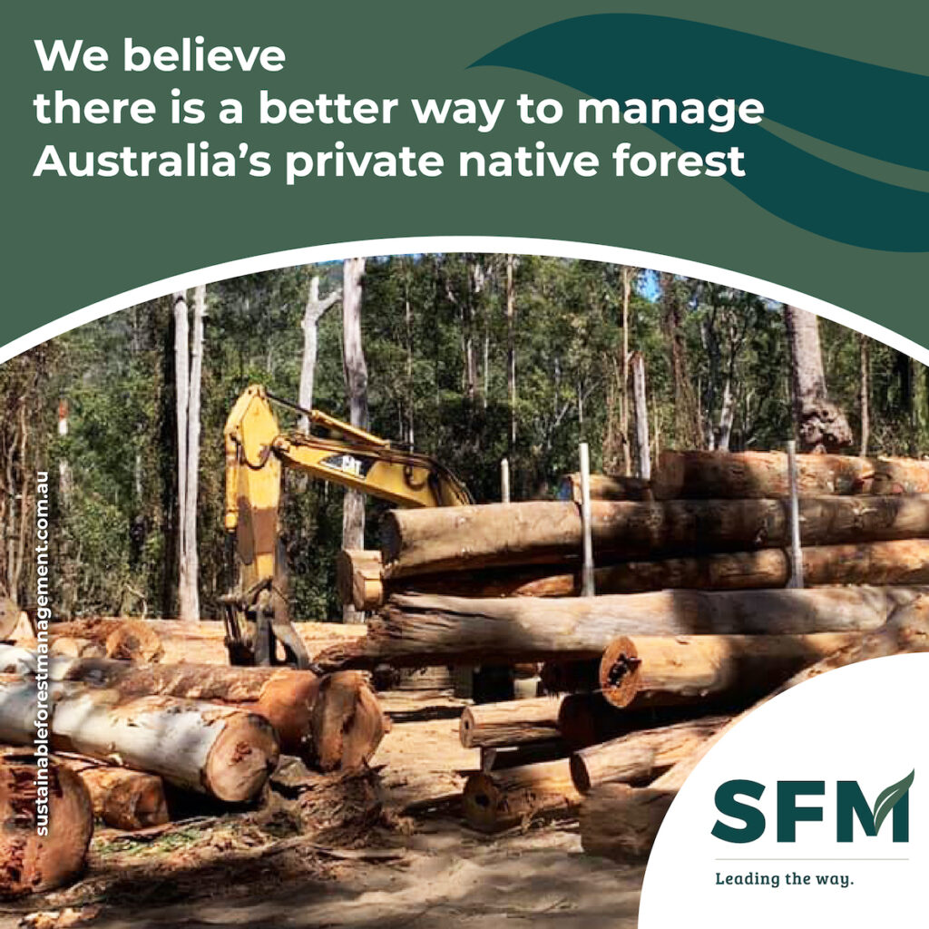 sustainable management of forest resources