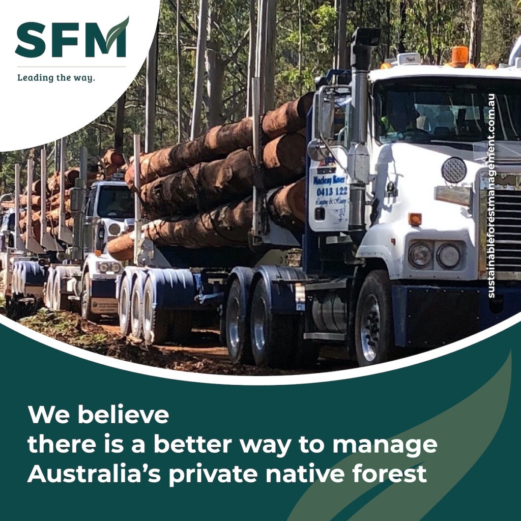 ecologically sustainable forest management